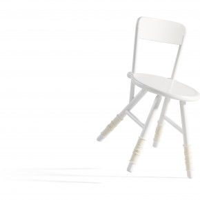 Mia Gammelgard : chaise Hippo