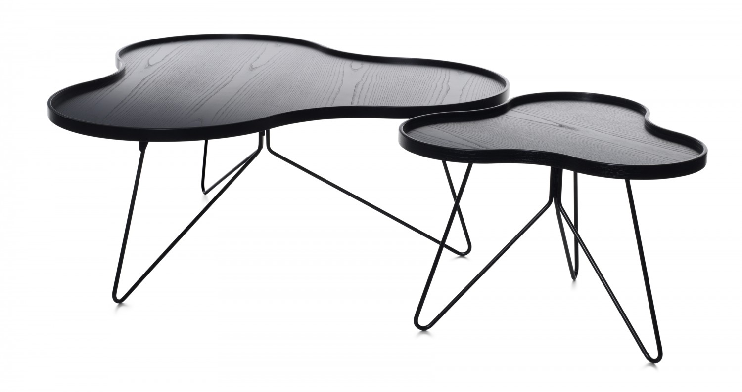 Swedese table d appoint flower mono flodeau - Tables d appoint ...