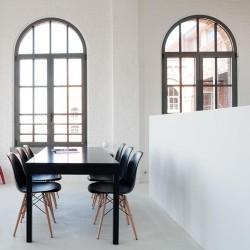 Bruno Vanbesien Architects : Loft B&W