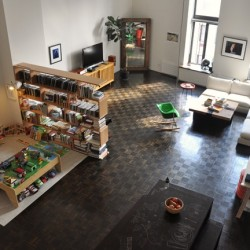 HOME TOUR : Le joli loft de Laura & Leonardo au coeur de Manhattan