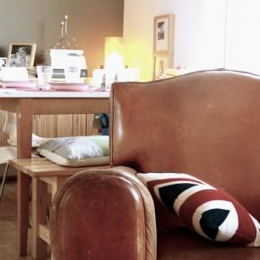 HOME TOUR : L'appartement chaleureux d'Aurélie & Boris dans le quartier trendy d'Hackney