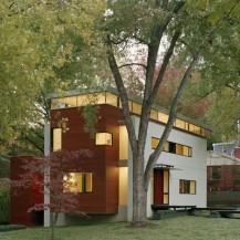 David Jameson Architect : Matryoshka House