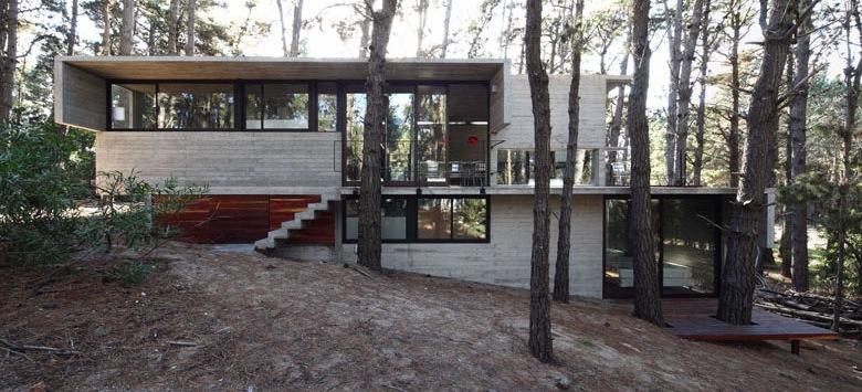 FLODEAU.COM BAK Arquitectos Levels House 12