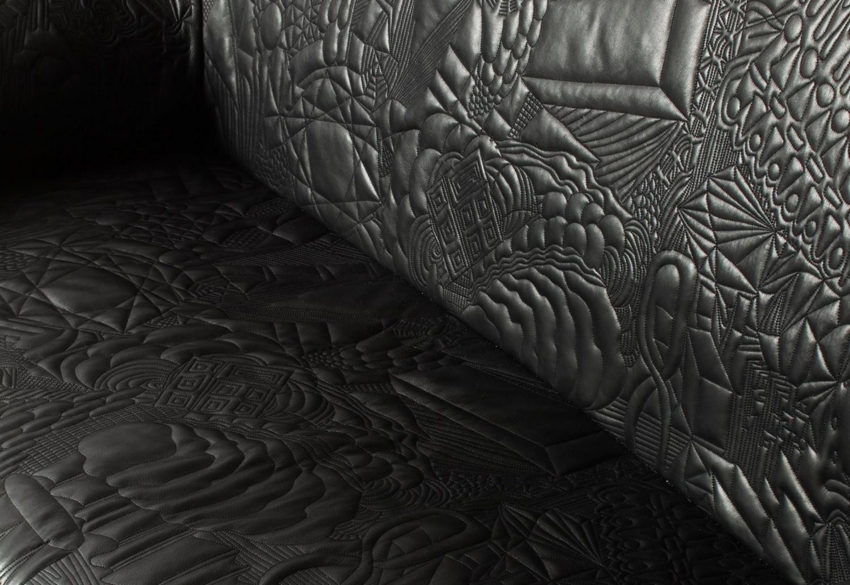 Front for Moroso Doodle sofa FLODEAU.COM - 4