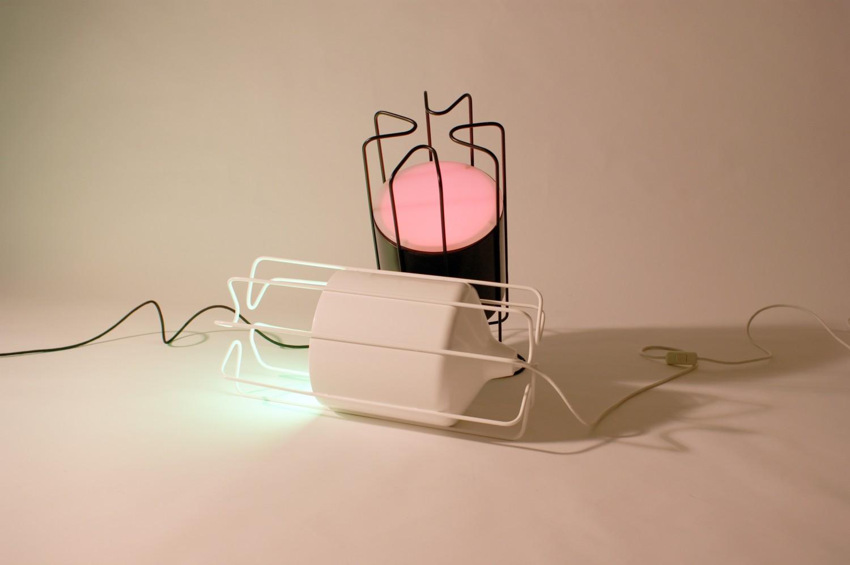 Rodrigo Vairinhos - Cage lamp on flodeau.com 1