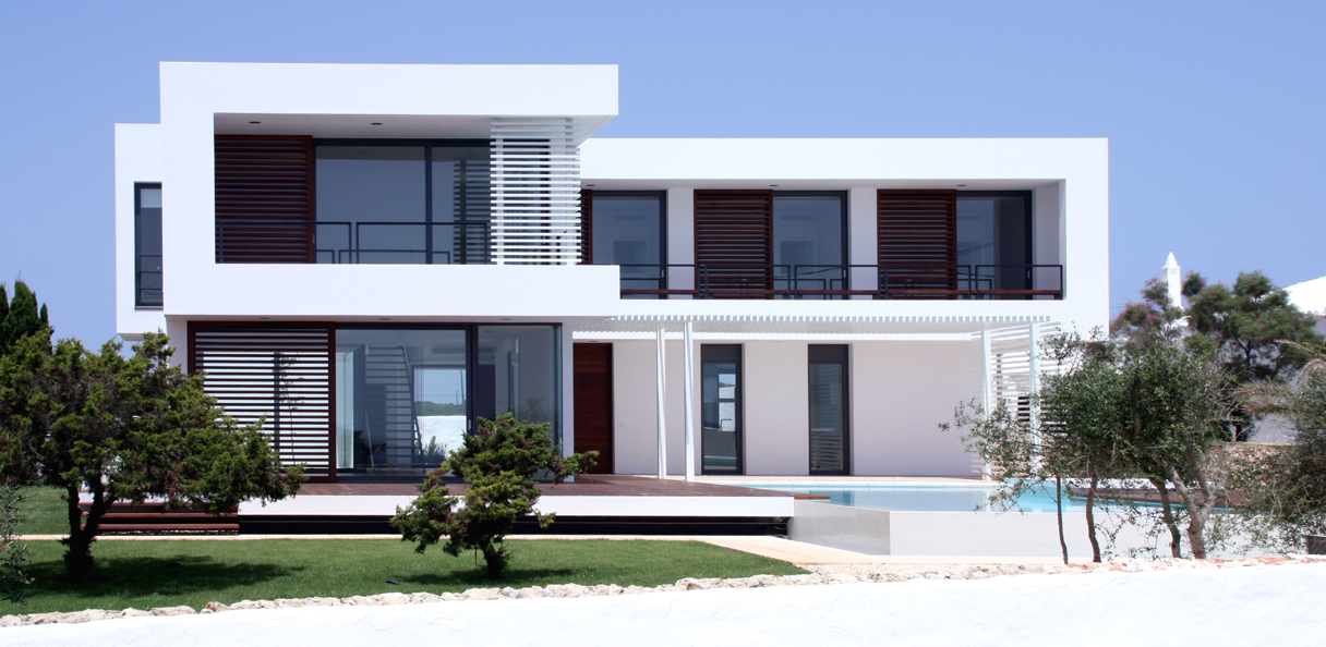 Private House in Menorca by Dom Arquitectura - on flodeau.com 10