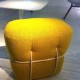 Benjamin Graindorge for Cinna : Lace stool