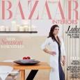 Harper's Bazaar Interiors x Flodeau : Kitchen & Bathroom Trends 2013