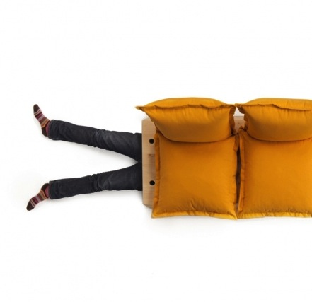 Facile sofa by Marco Gregori