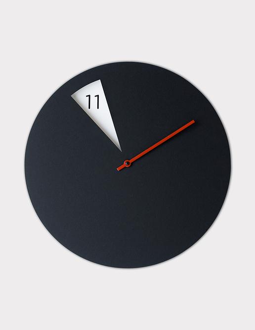 FreakishCLOCK wall clock by Sabrina Fossi - flodeau.com 06