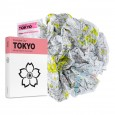 Emanuele Pizzolorusso for Palomar : Crumpled City Maps