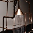 "Hansgrohe : New Axor ""WaterDream"" Installation with Front"