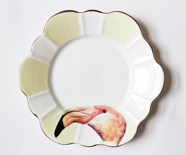 The Birds plate set - 03