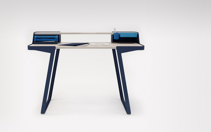 7 Bis Repetita Writing Desk by Cyril de Moulins for POLIT - on flodeau.com 06