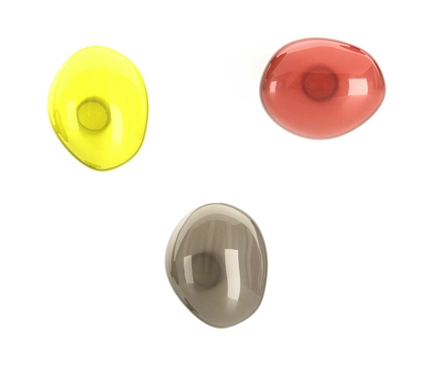 Bubble Coat Hooks by Vaulot and Dyevre for Petite Friture - on flodeau.com 01