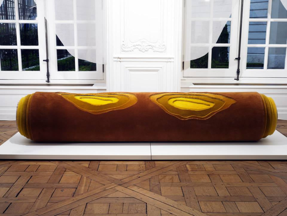 From the Floor Up Rug Collection by Fabrica + Tai Ping Carpets - Featured on flodeau.com - 06