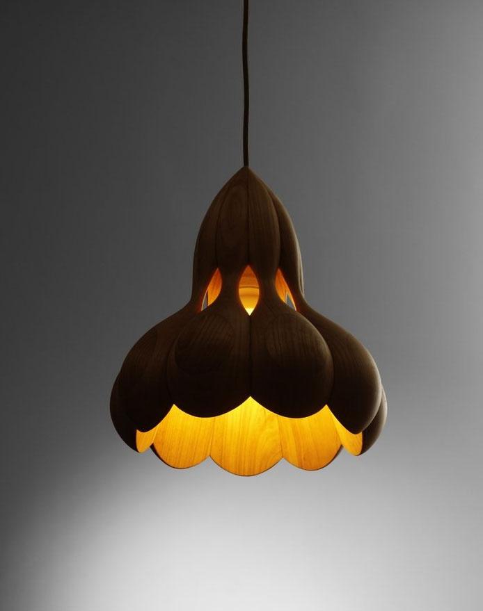 Hydro Lamp by Laszlo Tompa
