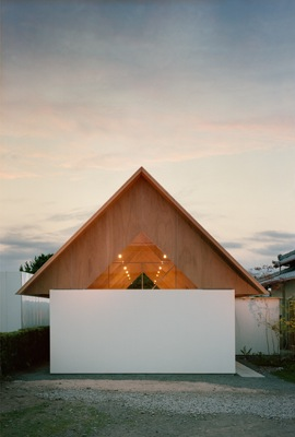 Koya No Sumika by mA-style architects - featured on flodeau.com 01