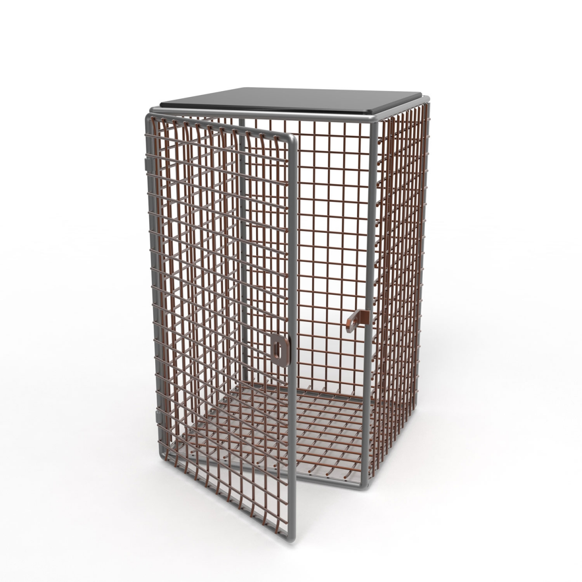 Wire Mesh Furniture Collection BY Bowles & Bowles - FLODEAU.COM 02