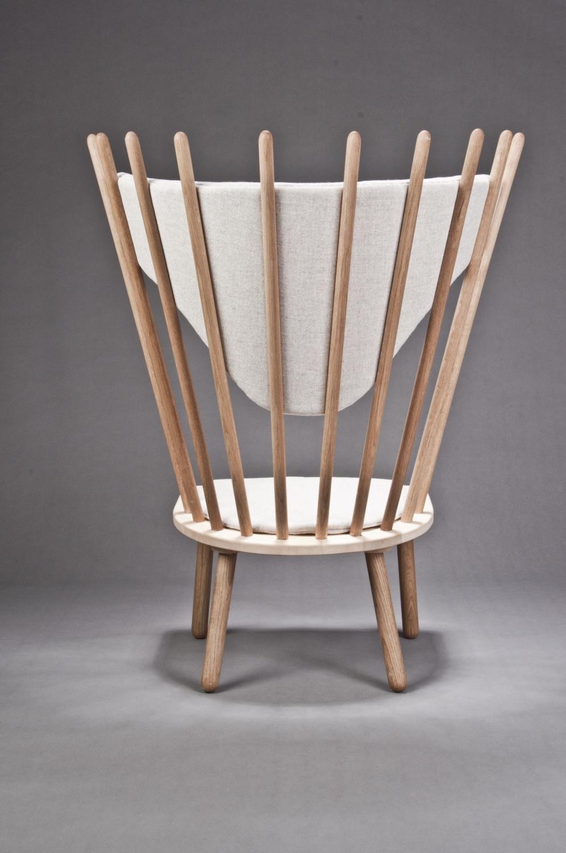 FLODEAU.COM - Sticks Armchair by Celina Rolmar - 03