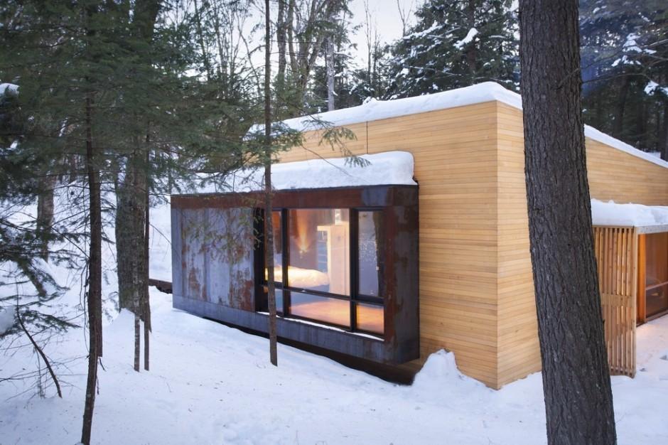La Luge House by YH2 Architects : flodeau.com 02