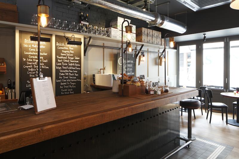 01 Кафе в Лондоне от дизайн студии Central Design publichnyie mesta %d0%bc%d0%b5%d0%b1%d0%b5%d0%bb%d1%8c %d0%b8%d0%bd%d1%82%d0%b5%d1%80%d1%8c%d0%b5%d1%80 gorodskoy dizayn