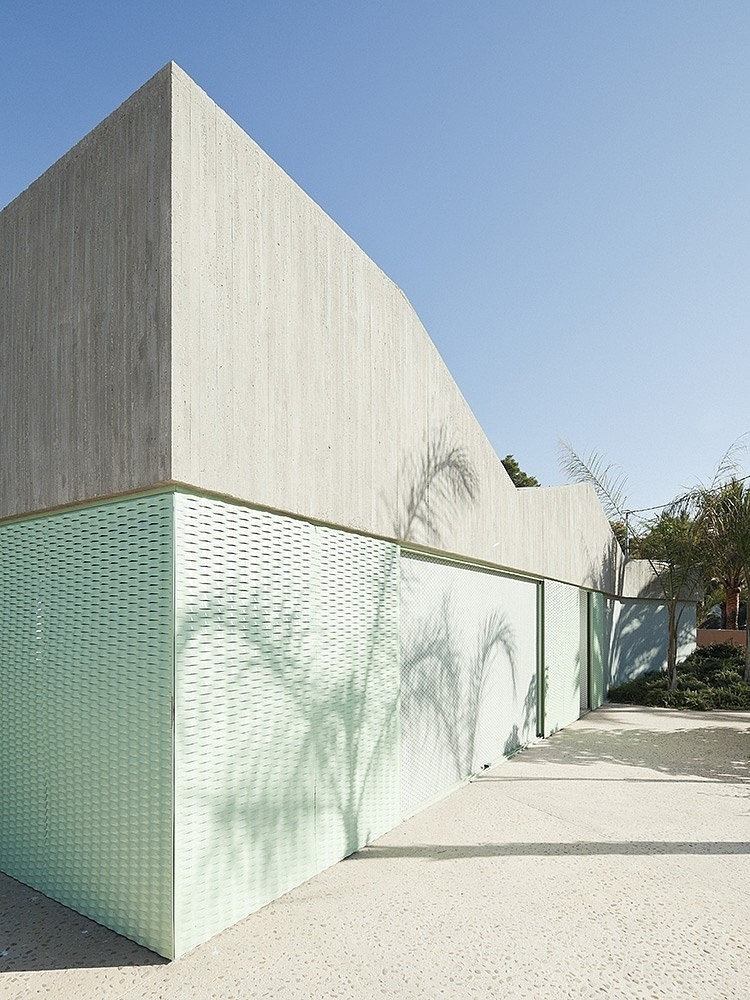 Casa Baladrar by Langarita-Navarro Arquitectos 016