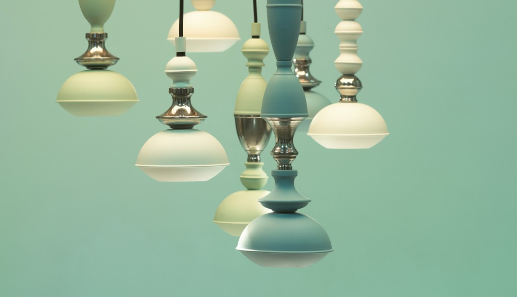 Benben Pendants by Jacco Maris Design | Flodeau.com