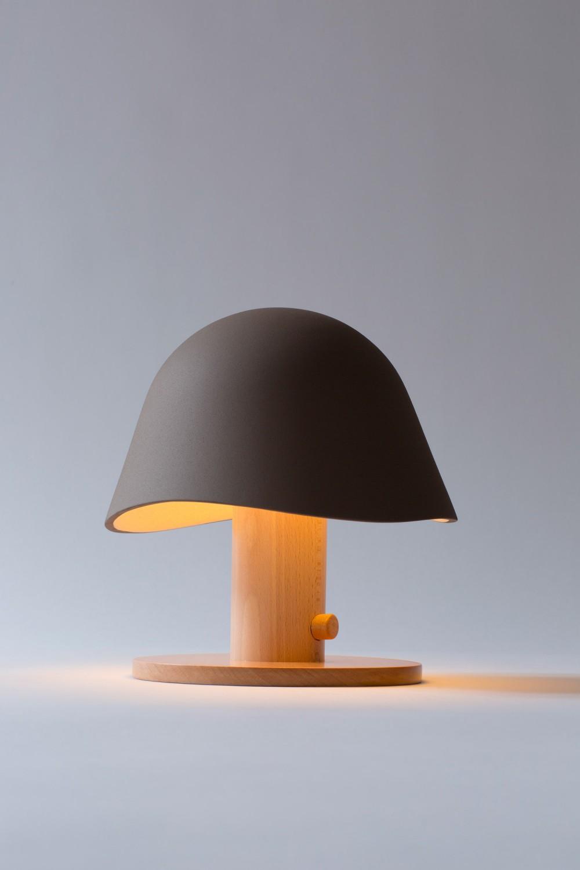 Garay Studio Mush Lamp Flodeau