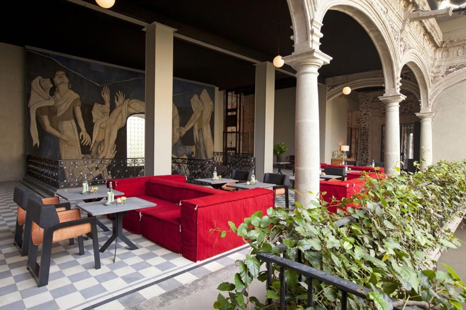 Cherem Serrano Arquitectos Downtown Mexico Flodeau