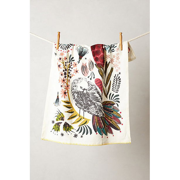 Arbor Knoll Tea Towel