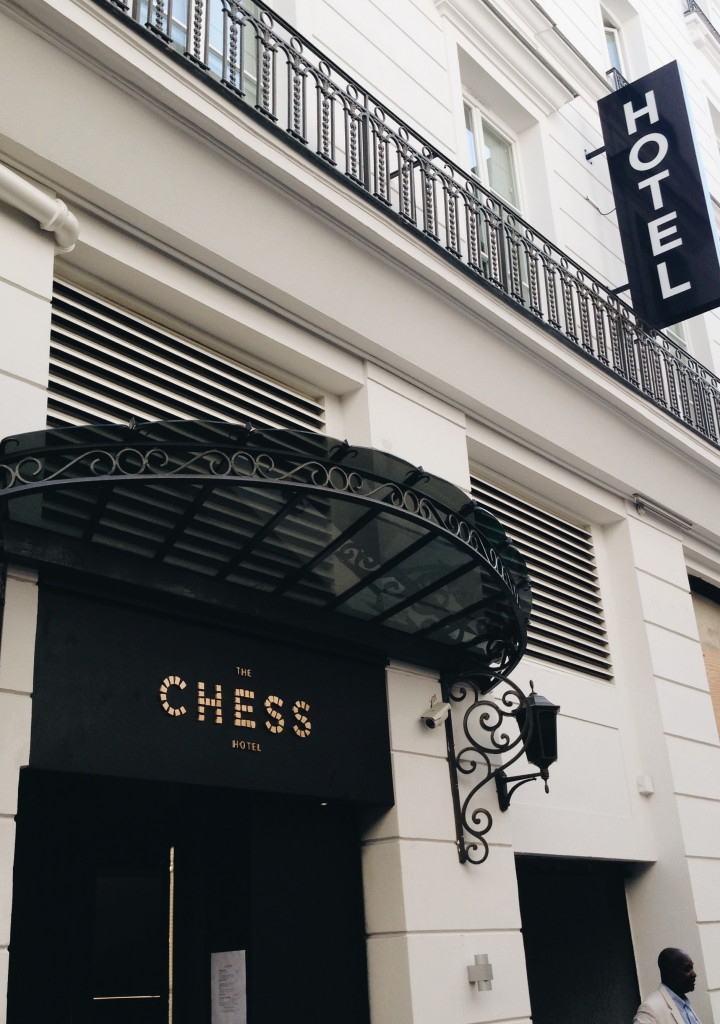 A Night at The Chess Hotel in Paris | Flodeau.com