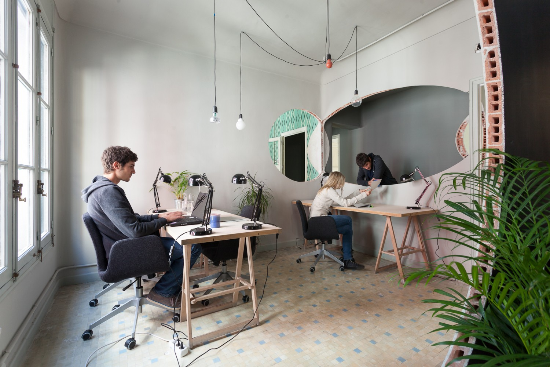 HUB Flat in Madrid, by Churtichaga + Quadra-Salcedo Arquitectos | Flodeau.com