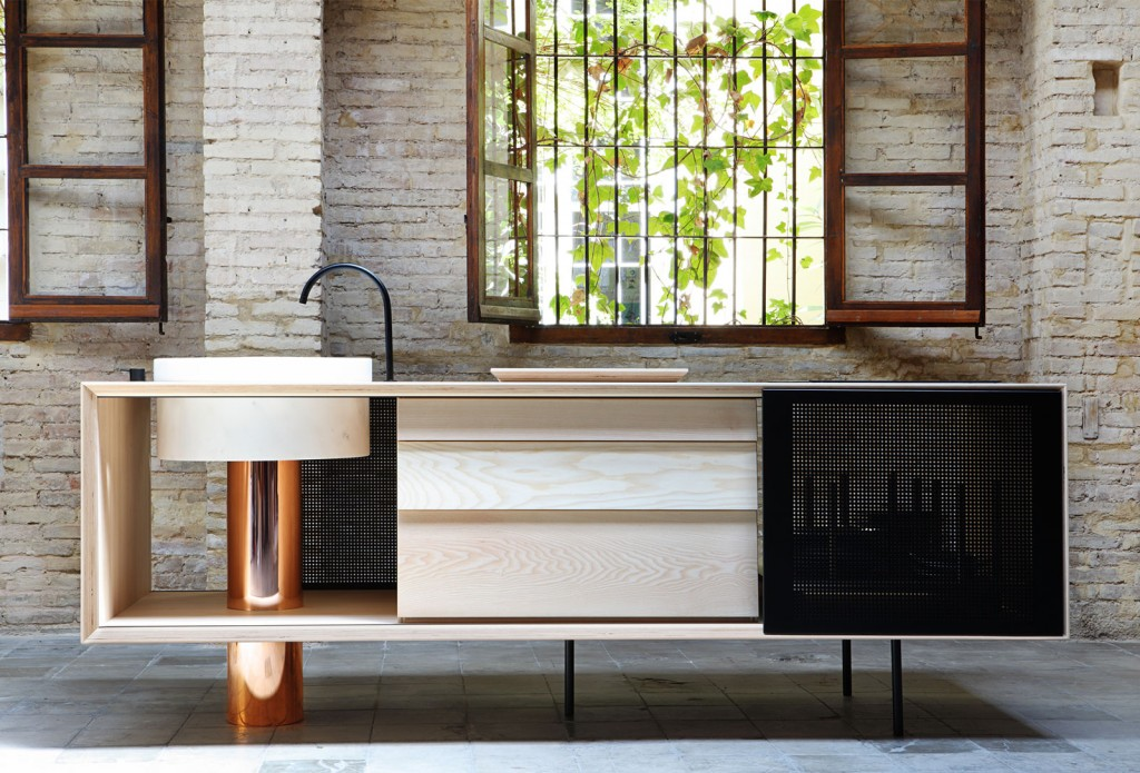 Float Kitchen by Mut Design X Miras Editions | Flodeau.com