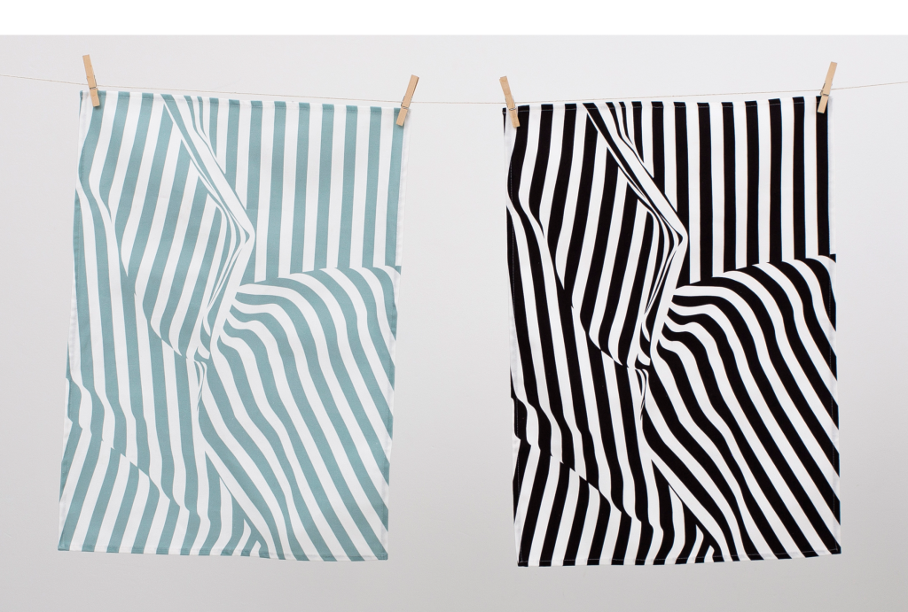 #tea #towels // Between The Lines by Above & Beyond | Flodeau.com