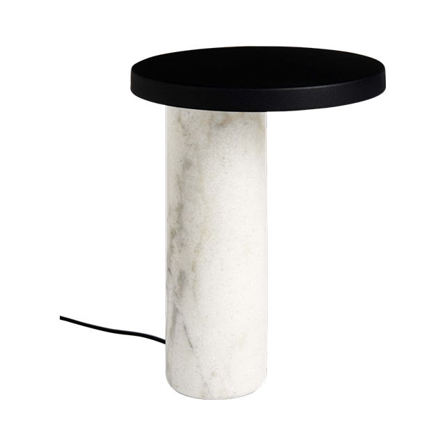 Marble Lamp - Habitat