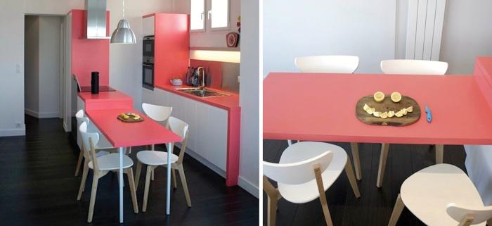 Apartment A, Royan, France © Florence Deau