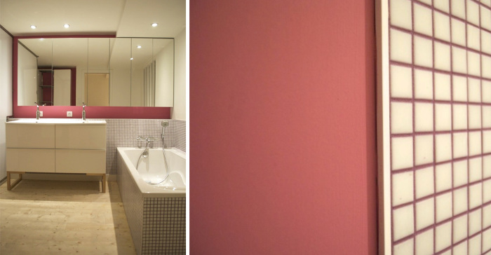 Apartment P, Royan, France © Florence Deau