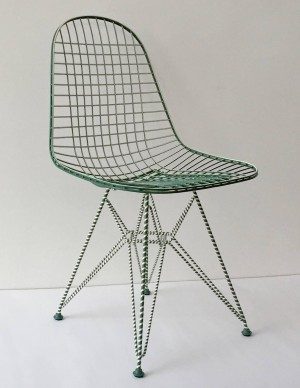Vitra X La Source : Wire Chair Auction Sale | Flodeau.com