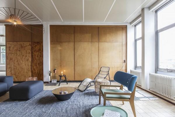 WATT penthouse, Ghent, Belgium | Flodeau.com