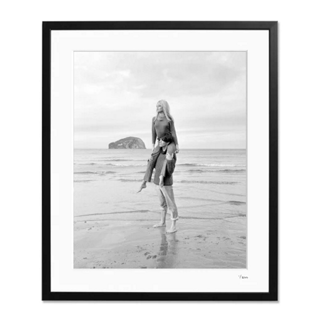 Limited edition photography - Bardot and Terzieff 1967