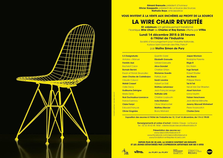 Vitra X La Source Association Auction Sale | Flodeau.com