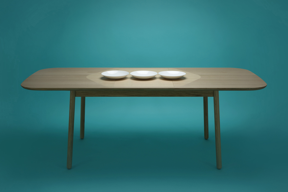 Losange Table by Guillaume Delvigne for Habitat | Flodeau.com