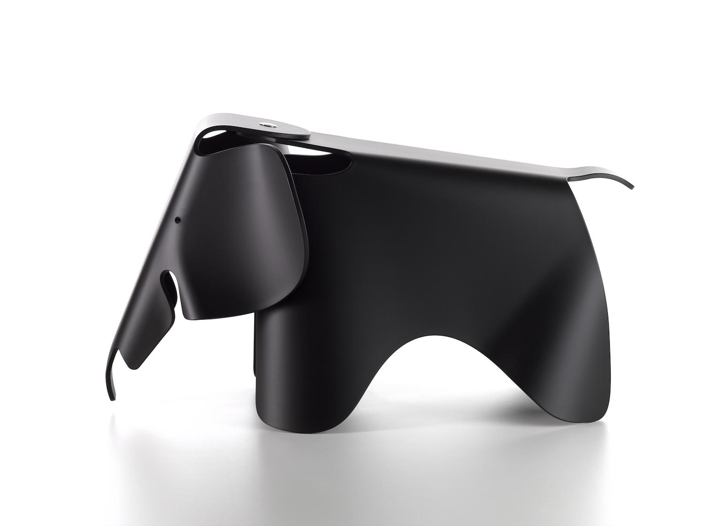 eames black collection by vitra flodeau. Black Bedroom Furniture Sets. Home Design Ideas