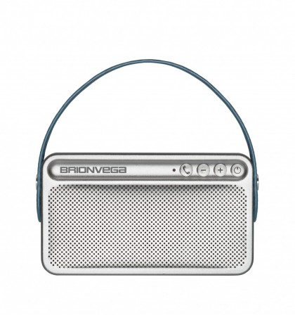60s icon. WearIt Bluetooth portable speaker by Michael Young for Brionvega