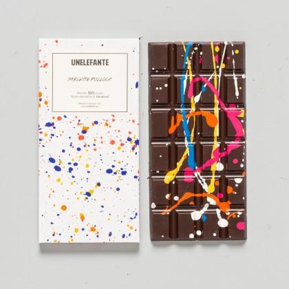 Pollock Chocolate Bar - Unelefante
