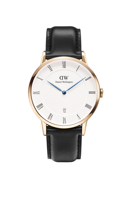 Elegance. Dapper Sheffield watch by Daniel Wellington
