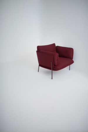 Cloud One Seater by Luca Nichetto