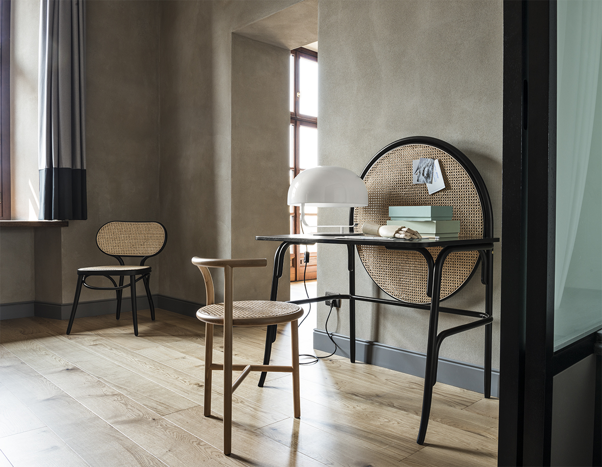 Allegory Home Office Desk By GamFratesi for Gebrüder Thonet Vienna | Flodeau.com