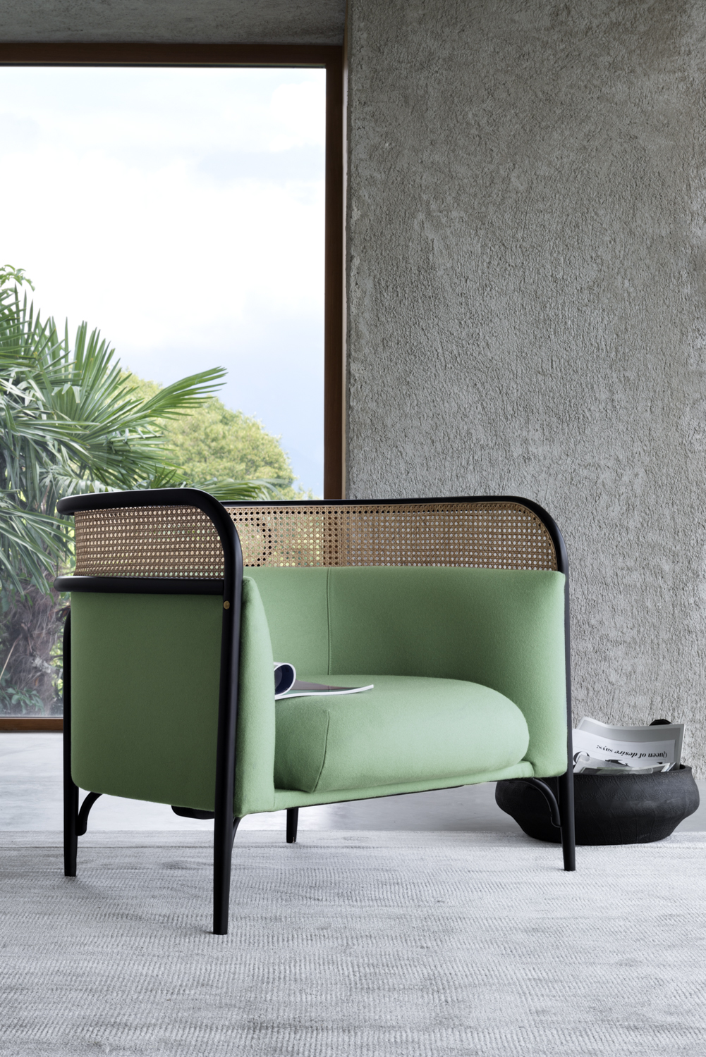 Targa Lounge By GamFratesi for Gebrüder Thonet Vienna | Flodeau.com